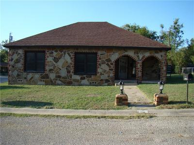 Wise County Single Family Home Active Option Contract: 201 E Prince Street