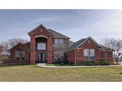 Weatherford Single Family Home Active Contingent: 221 Burton Hill Road