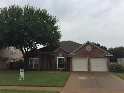 Grapevine Single Family Home For Sale: 3341 Summerfield Drive