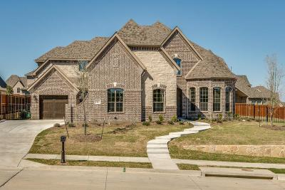Prosper Single Family Home For Sale: 3481 Redpine Drive