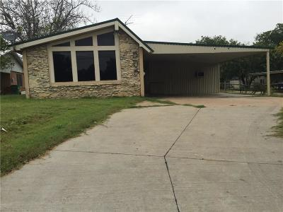 Erath County Single Family Home For Sale: 505 Alexander Road
