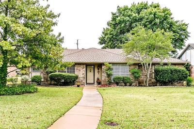 Allen Single Family Home For Sale: 608 Thoreau Lane