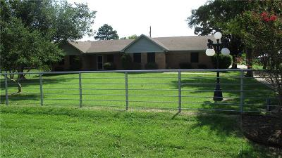 Grand Saline Single Family Home For Sale: 554 Vz County Road 1820