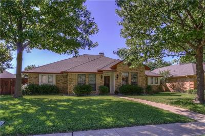 Richardson Single Family Home For Sale: 2404 Morning Glory Drive