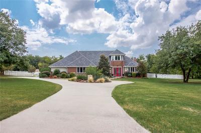 Celina Single Family Home For Sale: 3774 Preston Hills Circle