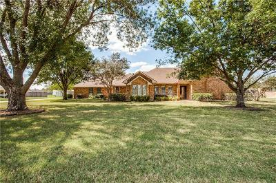 Mesquite Single Family Home Active Option Contract: 929 Villa Siete