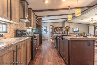 Joshua Single Family Home For Sale: 2200 Jordan Court