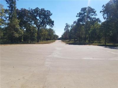 Canton Residential Lots & Land Active Option Contract: Lot 10 Pvt Road 6120