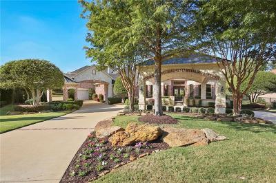 Frisco Single Family Home Active Contingent: 6316 Caroline Drive