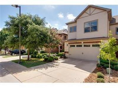 Allen Townhouse For Sale: 825 Apple Hill Drive