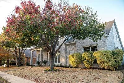 The Colony Single Family Home For Sale: 5612 Glenview Lane