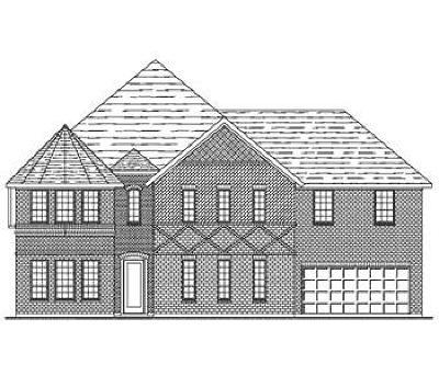 Mansfield Single Family Home For Sale: 2609 Alden Lane
