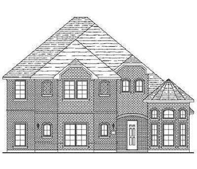 Mansfield TX Single Family Home For Sale: $596,730