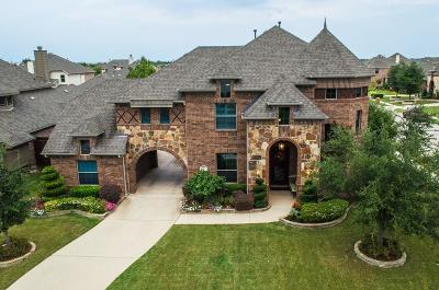 Keller Single Family Home For Sale: 319 Hidden Cove Court