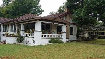 Waxahachie Single Family Home For Sale: 1021 W Main Street
