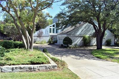 Benbrook Single Family Home Active Kick Out: 14 Windward Road
