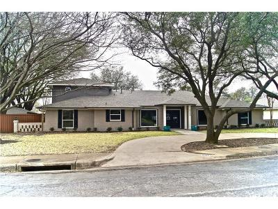 Single Family Home Active Option Contract: 4398 Boca Bay Drive