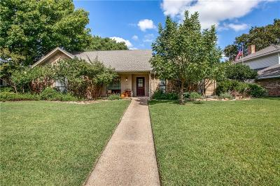 Richardson Single Family Home For Sale: 1120 Mill Springs
