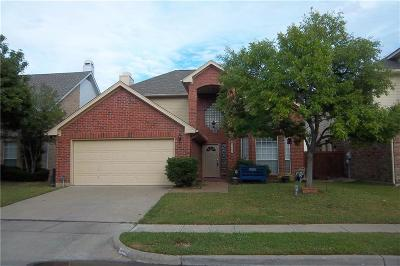 Irving Single Family Home For Sale: 9402 Apple Way