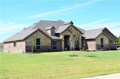 Waxahachie Single Family Home For Sale: 1131 Billingsley Drive