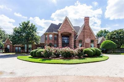 Colleyville Single Family Home Active Option Contract: 2904 Scarborough Lane W