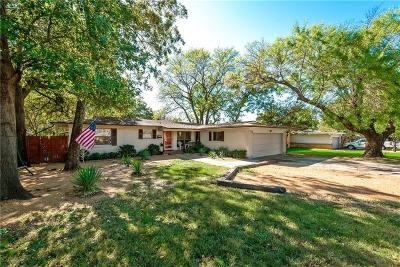 Single Family Home For Sale: 3068 Walnut Hill Lane