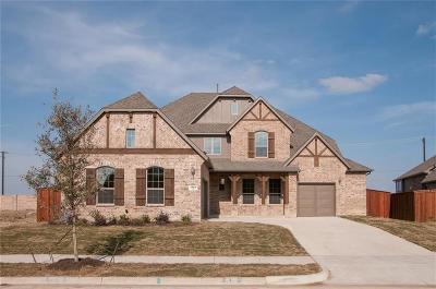 Mansfield Single Family Home For Sale: 3109 Newsom Ridge