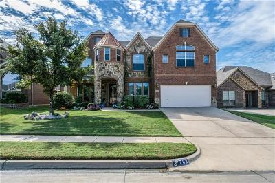 Burleson Single Family Home For Sale: 782 Peach Lane