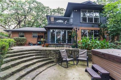 Bedford, Euless, Hurst Single Family Home For Sale: 1201 Pebble Creek Drive