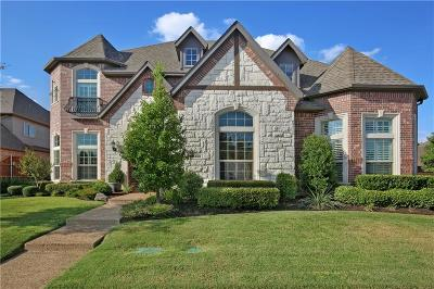 Colleyville Single Family Home Active Option Contract: 2408 Arbor Gate Lane