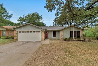 Arlington Single Family Home For Sale: 4234 Rush Springs Drive