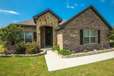 Wise County Single Family Home For Sale: 105 Pedernales Court
