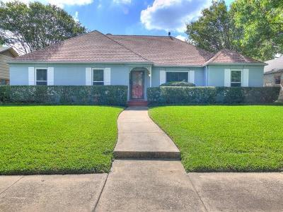 Richardson Single Family Home For Sale: 1303 Comanche Drive