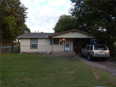 Sansom Park Single Family Home For Sale: 5614 Buchanan Street