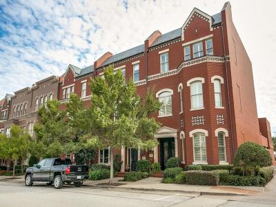 Southlake, Westlake, Trophy Club Townhouse For Sale: 1571 Main Street