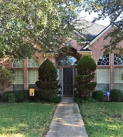 North Richland Hills Single Family Home For Sale: 6013 Club House Drive
