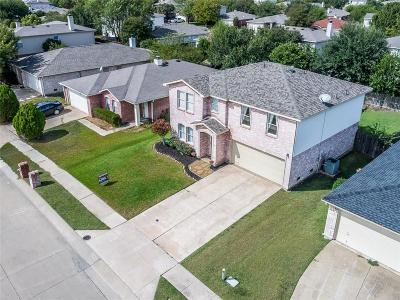 Mckinney Single Family Home Active Contingent: 4502 Green Meadow Drive