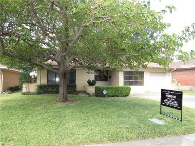 Dallas Single Family Home For Sale: 10243 Goodyear Drive