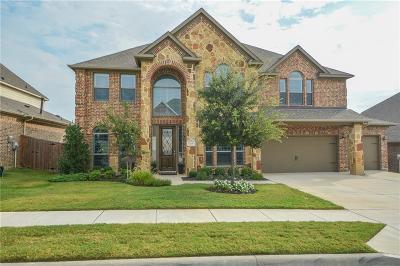 Roanoke Single Family Home Active Option Contract: 416 Aylesbury Drive