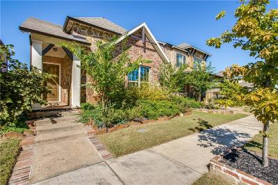 Arlington Single Family Home Active Option Contract: 3932 Jasmine Fox Lane