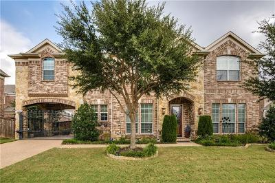 Keller Single Family Home For Sale: 1525 Wagonwheel Trail