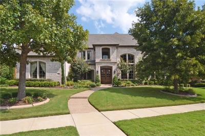 Allen Single Family Home For Sale: 1601 Byrn Drive