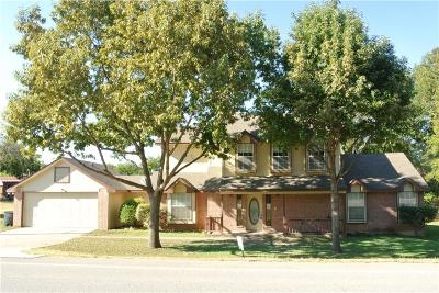 Waxahachie Single Family Home Active Option Contract: 5227 E Fm 875