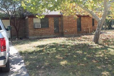 Wills Point Single Family Home For Sale: 402 E North Street