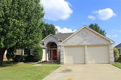 Forney Single Family Home Active Contingent: 517 Willow Lane