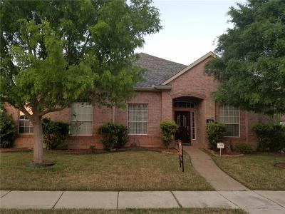 Coppell Single Family Home For Sale: 314 Rockcrest Drive