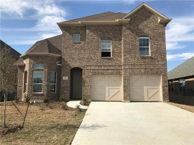 Grand Prairie Single Family Home For Sale: 404 Valentino Way