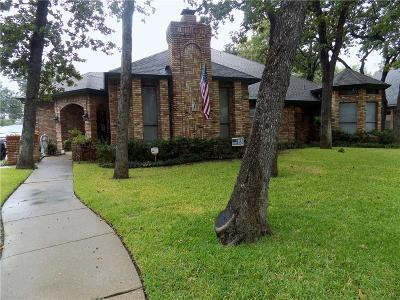 Arlington Single Family Home For Sale: 1914 Mill Run Drive