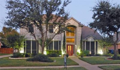 Flower Mound Single Family Home Active Option Contract: 1812 Hill Ridge Drive