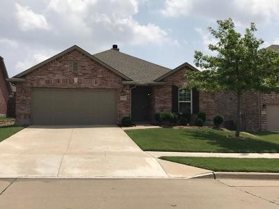 Frisco Single Family Home Active Option Contract: 12928 Sewanee Drive